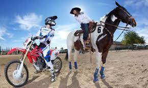 Motorcross-and-Horses